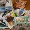 【10才6才4才】昨日図書館で借りてきた本を紹介します!