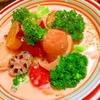 白ソーセージとたっぷり野菜の酒粕クリームシチュウ