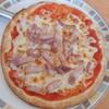 加古川市のサイゼリヤ 加古川ニッケパークタウン店で「パンチェッタのピザ」を食べた感想