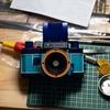 プラモデルカメラ Lomography Konstruktor F