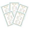 【可愛い料金表にリニューアル】エステサロン・ネイルサロンチラシ印刷|美容室・マツエククーポン券デザイン