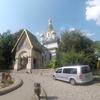 ブルガリア旅行(2018年6月) ソフィアの観光スポット 奇跡者聖ニコライ聖堂