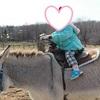【子連れ旅行】南が丘牧場で乗ロバに挑戦~!