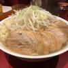 ラーメン二郎 荻窪店『小豚 生玉子』