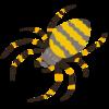 蜘蛛の食べ比べ