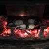 薪ストーブで餅を焼いてみた失敗談 これって炭じゃね?