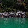 【京都府撮影スポット】伊根の舟屋を撮影してきました。