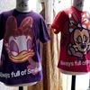 【2019年Tシャツ】ディズニーランドで人気のTシャツが買いたい!キャラクターや総柄と豊富な品揃え!値段・売り場はどこ?