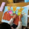 1年生:図工 お話を聞いて描く