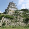 明石城(兵庫県明石市) 2020年8月 登城