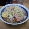 栃木の二郎でラーメンを食べた  @ラーメン二郎栃木街道店