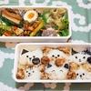 ねこ弁当の記録/My Homemade Boxed Lunch/ข้าวกล่องเบนโตะที่ทำเอง