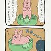 スキウサギ「スキウサギのベッド」