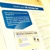 """カナダ・バンクーバーの現地保険 """"Medical Services Plan"""""""