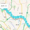荒川河川敷、リベンジラン!30km、何とか完走…。