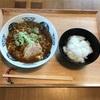 ラーメンと小丼  3/18     水曜  昼