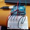 【Arduino】タクトスイッチでLED輝度を変更