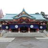日枝神社(千代田区/赤坂)への参拝と御朱印