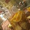 手作り酵素ジュース。