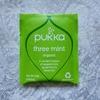 【Pukka/パッカ】three mintの感想