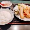 大阪王将さんでいただいた唐揚げが美味しい!