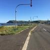 ロードバイク日本縦断(宗谷岬〜佐多岬) - 1日目2017.9.17 宗谷岬〜天塩 125km