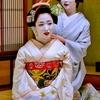 舞妓さんの髪と簪(かんざし)