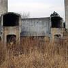 米軍立川基地跡の廃墟 その2
