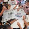 4年生:国語 新聞の特徴を知ろう