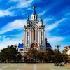 極東ロシア旅行記 - 4 ハバロフスク-市内観光