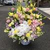 お悔やみ花や、お花のプレゼントは高槻市、茨木市の花屋フラワーポットにお任せ下さい