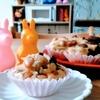 【子どものおやつ簡単レシピ】 材料4つ☆ホットケーキミックスでバナナ蒸しパン