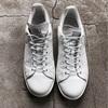 スニーカーにもギャップを!細い靴紐を使うだけで、大人なスニーカーに変身!Stan Smith編