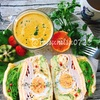 【レシピ動画】チーズ油揚げとカレー卵のわんぱくサンド