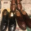 ALDEN、Parabootの靴磨き(前編)