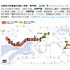 JR神戸線須磨海浜公園駅〜須磨駅間で人身事故!運転見合わせ振替輸送