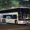 枚方・京都〜渋谷・新宿「東京ミッドナイトエクスプレス京都号」(京阪バス・関東バス)