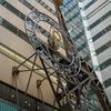 9月中旬:新宿駅周辺をお写んぽ。其の陸/新宿NSビル内にある振り子時計
