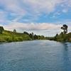 「フカ・フォールズ・リバークルーズ(HUKA FALLS RIVER CRUISE)」~ワイカト川をのんびりとクルーズ