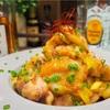 【レシピ】鶏もも肉と長ねぎの味噌バター炒め