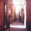 マラケシュ旧市街はダンジョン、難易度A++。
