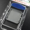 100均ショップで買った「スマホ置きミニチュアパイプ椅子」が妙に良い