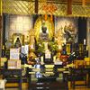 安養寺の御朱印(東京・日野市)〜日野七福神めぐり❸毘沙門天 〜金色に輝く仏像ワールドが眩しい