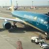 中部国際空港(セントレア)からホーチミン経由でマレーシアへ!ベトナム航空の機内をレポ!