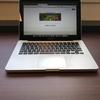 MacBook Pro (13-inch, Late 2011) がまだまだ使える。