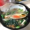 姫貝のお味噌汁