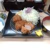 いっぺこっぺ(千代田区外神田)のひれかつ定食