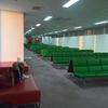 出発前日。関西国際空港に野宿 世界一周直前★