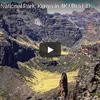 アフリカ第二の高峰ケニア山山頂から見る日の出