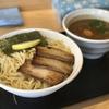[ま]つけ麺蕾(つぼみ)本家の特製濃厚煮干しつけ麺を喰らう/もちろん大盛り @kun_maa